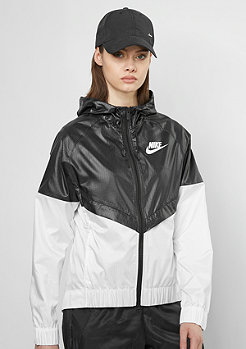 Windrunner Jacket black/white/white