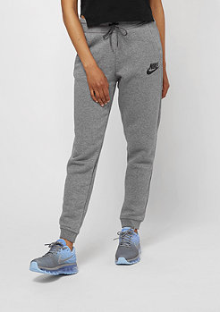 NIKE Rally Pant carbon heather/dark grey/black