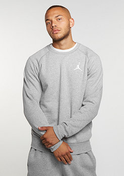 Flight Fleece dark grey heather/white