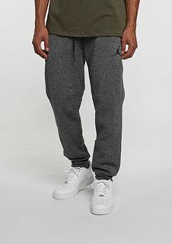 JORDAN Icon Fleece Cuff Pant black/black