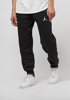 JORDAN Flight Fleece Cuff Pant black/white
