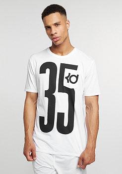 T-Shirt KD Pocket Jersey white/white