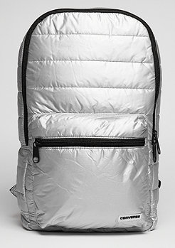 Packable Backpack silver