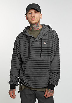 Hooded-Sweatshirt Tsaro dark charcoal