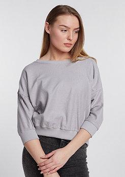 Sweatshirt Short Inside Out grey