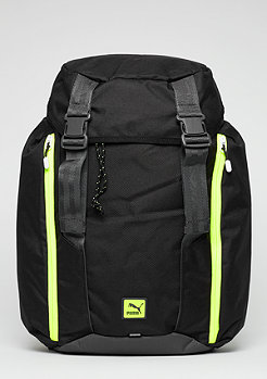 Rucksack Duplex pum black/safety yellow