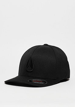 Baseball-Cap Deep Down FF Athletic Fit Hat all black