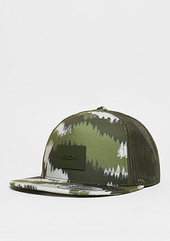 Trucker-Cap Team Trucker dark green