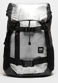 Rucksack Landlock Star Wars Phasma silver