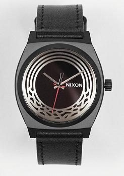 Time Teller Leather Star Wars Kylo black