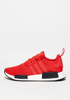 NMD Runner red/red/white