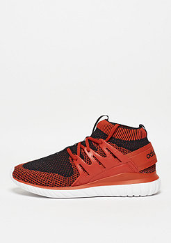 Laufschuh Tubular Nova Primeknit craft chili/core black/white