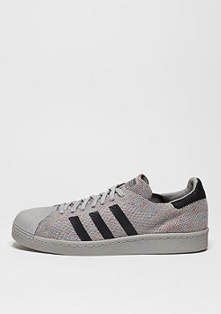Schuh Superstar 80s Primeknit solid grey/solid grey/white