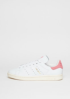 Stan Smith white/white/ray pink