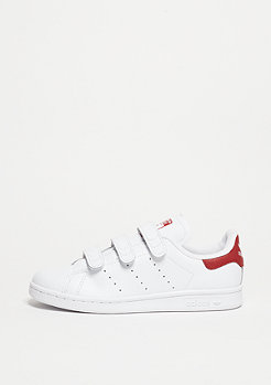 Stan Smith CF white/white/scarlet
