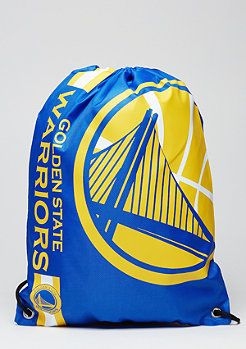 Cropped Logo NBA Golden State Warriors yellow