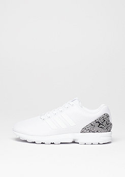 Laufschuh ZX Flux white/white/core black