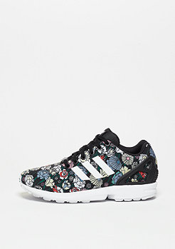 Laufschuh ZX Flux black/flower
