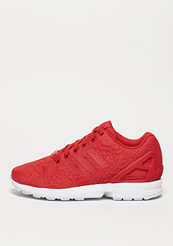Laufschuh ZX Flux vivid red/vivid red/core black