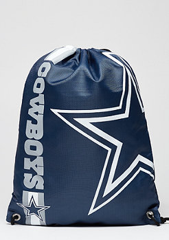 Forever Collectibles Cropped Logo NFL Dallas Cowboys navy