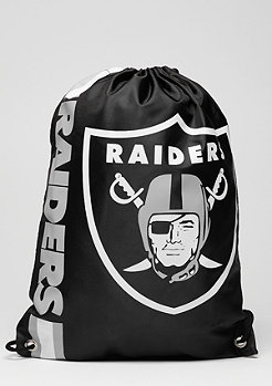 Cropped Logo NFL Oakland Raiders black