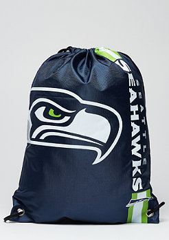 Cropped Logo NFL Seattle Seahawks navy