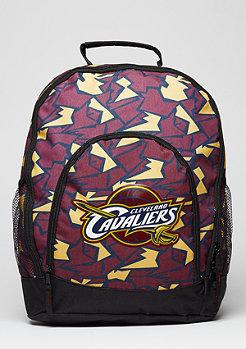 Camouflage NBA Cleveland Cavaliers burgundy