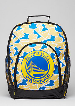 Rucksack Camouflage NBA Golden State Warriors yellow