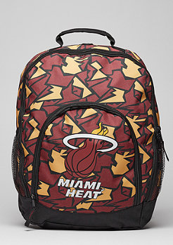 Camouflage NBA Miami Heat burgundy