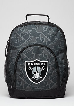 Rucksack Camouflage NFL Oakland Raiders black