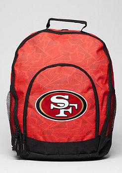 Rucksack Camouflage NFL San Fransisco 49ers red