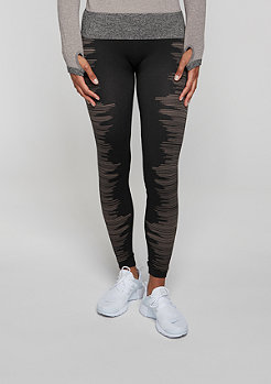 Leggings black/taupe