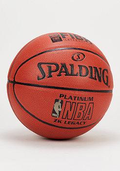 NBA Platinum Legacy FIBA orange