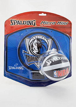 NBA Miniboard Dallas Mavericks blue/grey