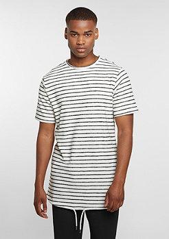 DRMTM Tee Striped black/white