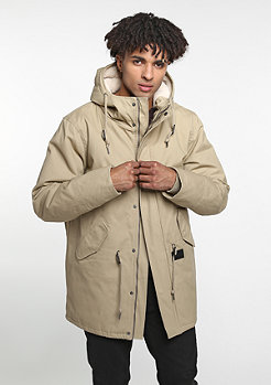 Winterjacke Cotton sand