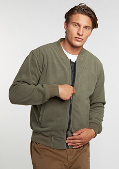 Fleece Blouson olive