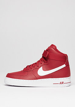 Air Force 1 High 07 gym red/white/white