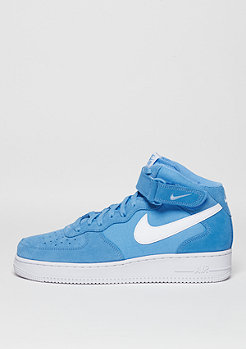 Air Force 1 Mid 07 university blue/white/white