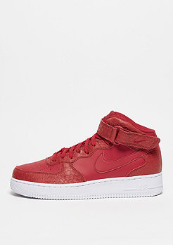 Air Force 1 Mid 07 LV8 gym red/gym red/white
