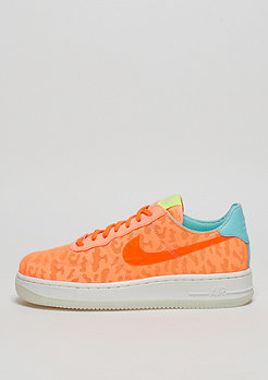 Basketballschuh Wmns Air Force 1 07 Textile Premium peach cream/total orange