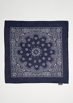 SNIPES Bandana navy