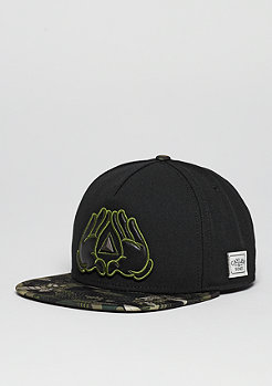 C&S Cap WL BKNY black/camo flowers