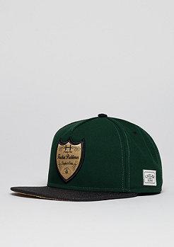 Snapback-Cap WL Probleme olive/black/gold/cork