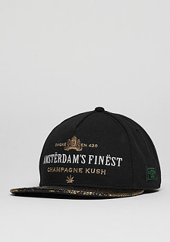 C&S CAP GL A Dam´s Finest black/gold/white