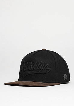 C&S CAP CL BK Fastball black/brown