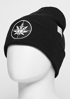Beanie GL Defend Your Crops Old School black/white