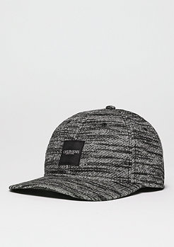 C&S BL Cap Curved Legend black/grey knit