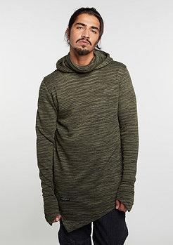 Hooded-Sweatshirt BL Hoody Severoz olive/black