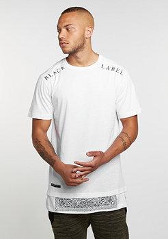 T-Shirt BL Bumrush Long white/black